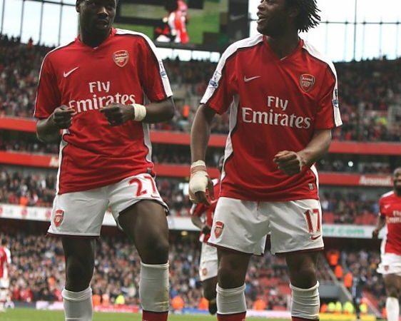 I am not poor and destitute..Ex-Arsenal Defender Emmanuel Eboue