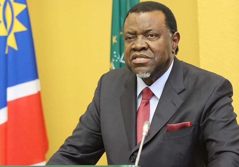 Namibian-President-Hage-Geingob