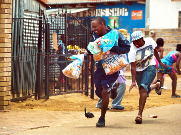 South African Riots: Deaths Increases Amid Massive Looting Spree