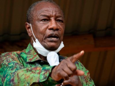 Guinea Coup Leaders Free Over Eighty Political Prisoners